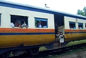 ျမို့ပတ္ရထား (ဓာတ္ပံု - ဒီဗြီဘီ)
