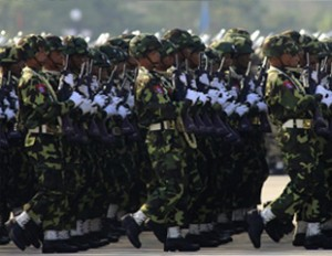 Myanmar's army1