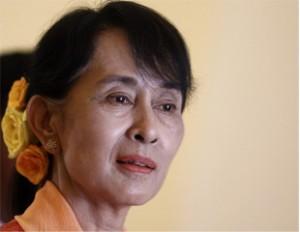 daw aung san suu kyi (photo - reuters)