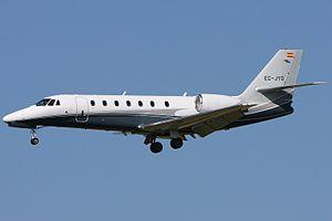 300px-Soko_Aviation_Cessna_680_Citation_Sovereign