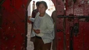 Naw-Ohn-Hla-leaving-prison