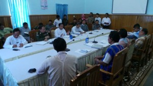 knu mtd meet with tanintharyi gov nov 8 2013