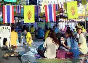 Thai anti-Protester copy