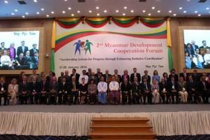 myanmar development forum