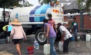 water wove in Malaysia