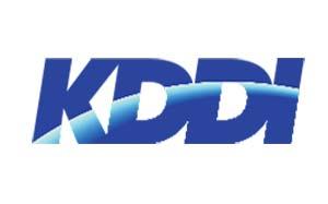 KDDI  japan logo