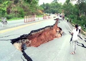 Thai quake