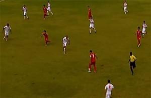 myanmar football
