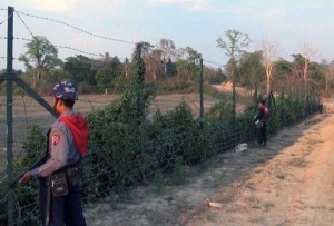 Banglasd border