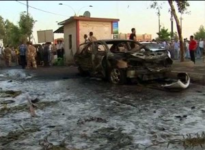 Iraq Suicide Bomb