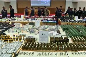 Thai weapons