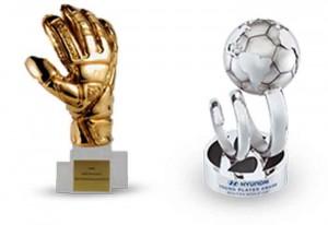 Golen glove n Young Player