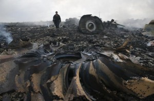 MH17 ပ်က္က်စဥ္ (ဓာတ္ပံု - ရိုက္တာ)