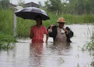 Hlae Kuu Flooding 03082014