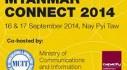 Myanmar Connect 2014