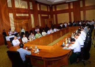 Pree Council met Shwe Mann 20082014(7