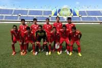 U-19 Start Lineup Semi HBT 2014
