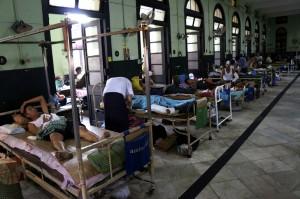 ရန္ကုန္ ျပည္သူ႔ေဆးရုံႀကီး (ဓာတ္ပံု - http://missionrestore.org)