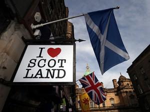 Britain Scottish Referendum