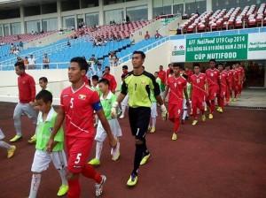 Myanmar U19