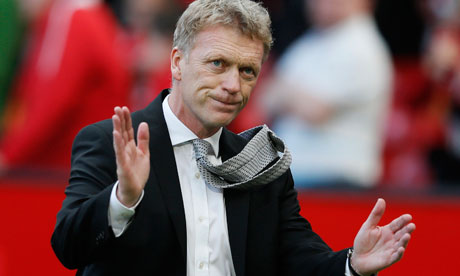 David Moyes has been in charge of Manchester United for their worst start to a season since 1989