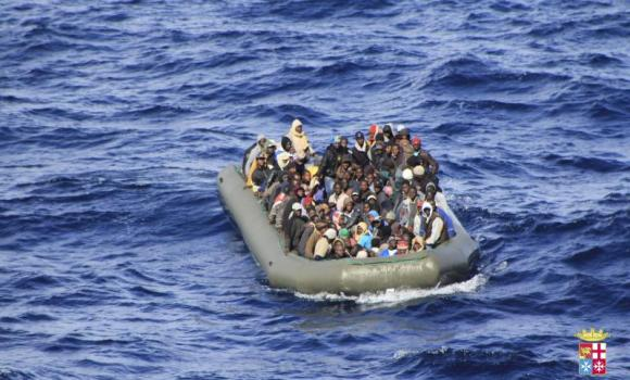 Over 1,000 migrants rescued in Mediterranean over Christmas