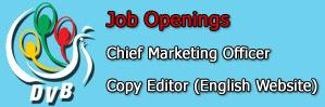 Jobs @ DVB