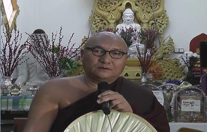 Shwe Nga Monk