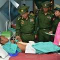 ဓာတ္ပံု - Senior General Min Aung Hlaing Facebook