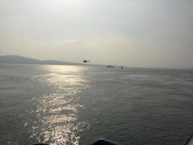 Myanmar military drill 4