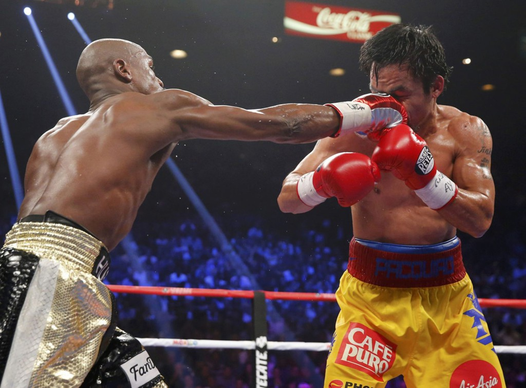Mayweather-v-Pacquiao-The-Fight (5)