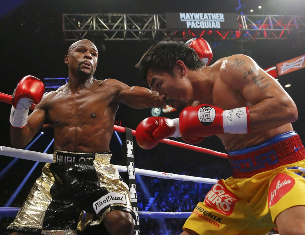 Mayweather-v-Pacquiao-The-Fight (8)