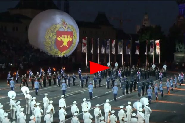 military tattoo opens in Moscow