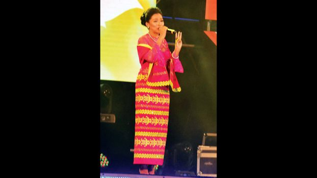 Peace Music Festival May Thu Kyaw get 1st 4