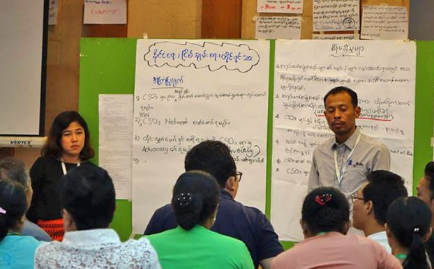 Yangon CSOs Forum (Second Time) 2