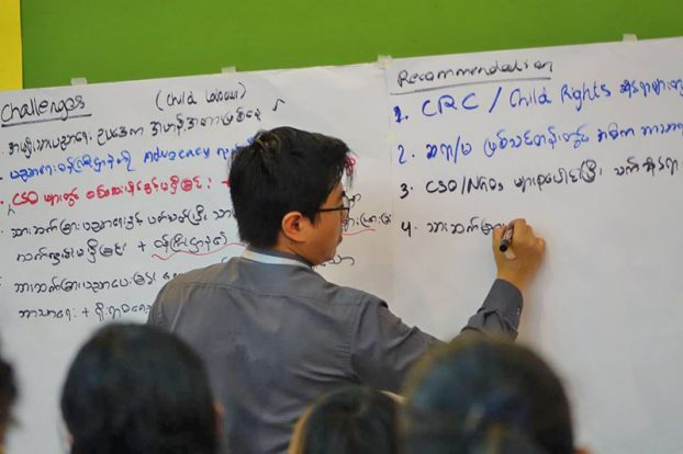 Yangon CSOs Forum (Second Time) 3