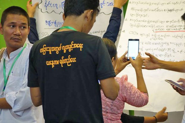 Yangon CSOs Forum (Second Time) 5