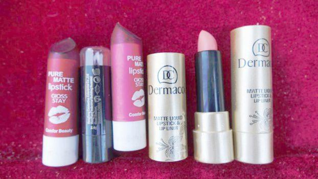 Cheaper Lip Sticks at MDY Mkt 7