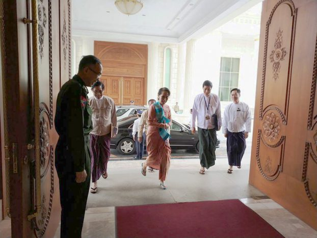 DASSK go to President'Home Meeting 3