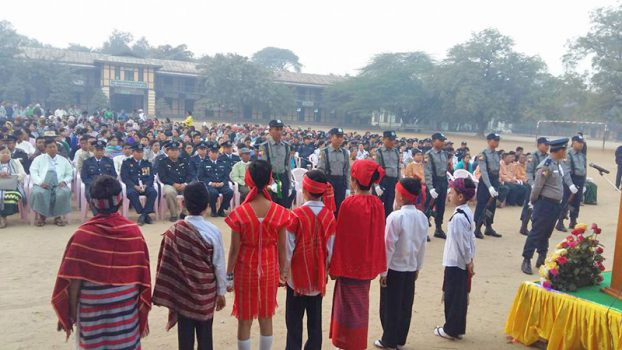 71th Union Day at MyinGyan 4