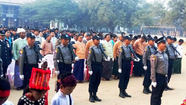71th Union Day at MyinGyan 5