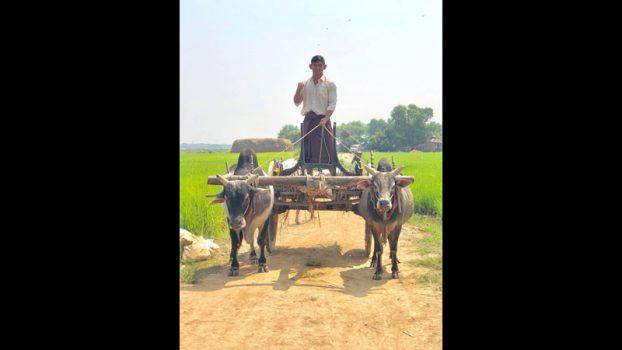 Aung La Nsang Shooting Myanmar Cowboy 2