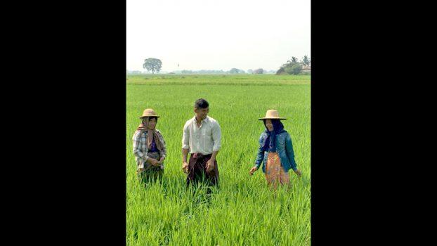 Aung La Nsang Shooting Myanmar Cowboy 4