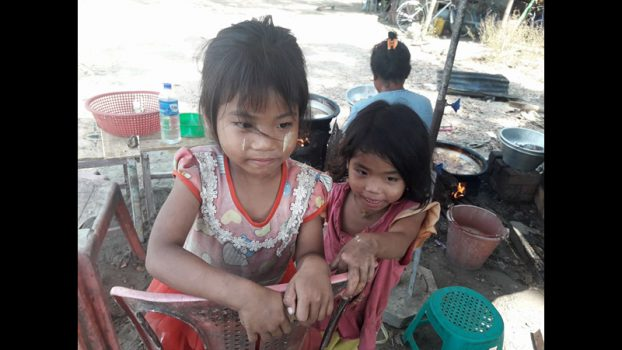 Myanmar Snacker Grandmother 2