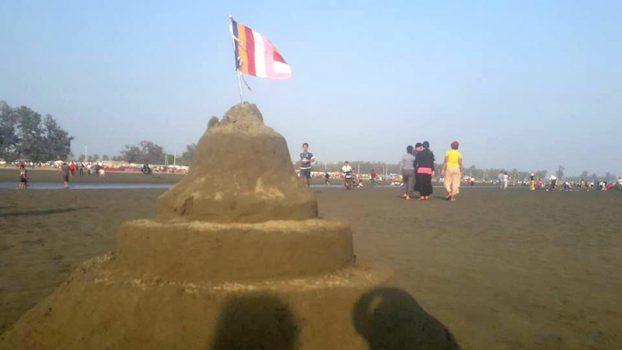Sand Pagoda at Sittway 4