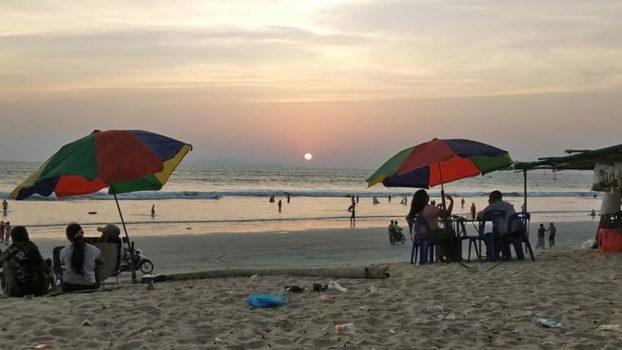 MaungMaKan Beach 1