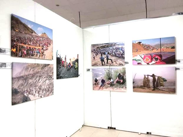 Journey of the blood Jade Photo Exhibition 3
