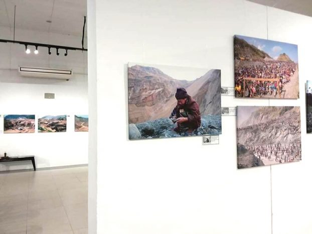Journey of the blood Jade Photo Exhibition 4