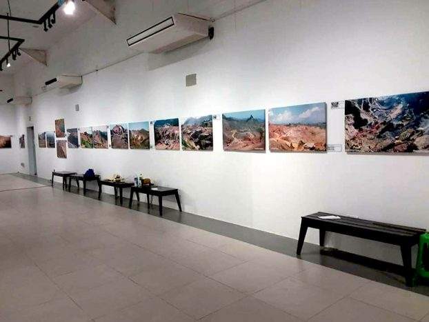 Journey of the blood Jade Photo Exhibition 5