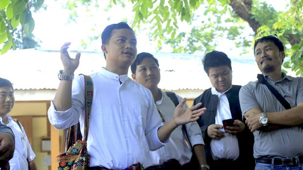 Kachin Youth Leader Lun Zaung